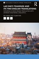 Pdf Lao She's Teahouse and Its Two English Translations