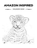 Amazon Inspired Coloring Book