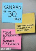 Pdf Kanban in 30 Days Telecharger