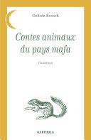 Contes animaux des pays mafa