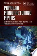 Popular Manufacturing Myths Book PDF