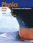 Physics for Scientists and Engineers Book