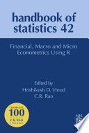 Financial  Macro and Micro Econometrics Using R