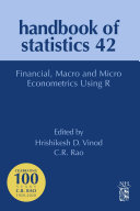 Financial, Macro and Micro Econometrics Using R