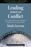 Leading Through Conflict