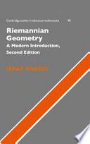 Riemannian Geometry Book
