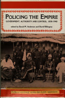 Pdf Policing the Empire