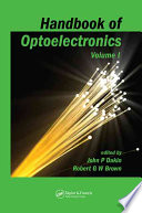 Handbook of Optoelectronics  Two Volume Set  Book