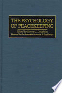 The Psychology Of War And Peace [Pdf/ePub] eBook