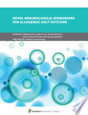Novel Immunological Biomarkers for Allogeneic HSCT Outcome Book