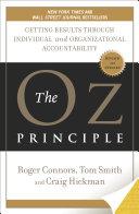The Oz Principle [Pdf/ePub] eBook
