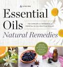 Essential Oils Natural Remedies
