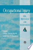 Occupational Injury