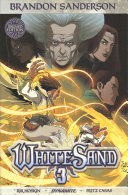 Brandon Sanderson s White Sand Volume 3  Signed Limited Edition