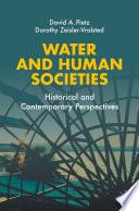 Water and Human Societies