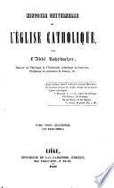 Histoire universelle de l   glise catholique
