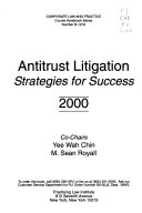 Antitrust Litigation