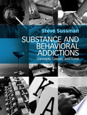 Substance and Behavioral Addictions Book