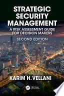 Strategic Security Management