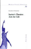 Sartre's Theatre