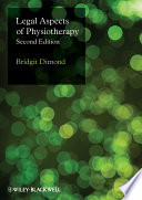 Legal Aspects of Physiotherapy Book