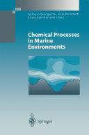 Chemical Processes in Marine Environments Pdf/ePub eBook