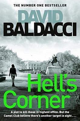 Book cover of 'Hell's Corner' by David Baldacci