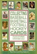 Collecting Baseball  Basketball  Football  and Hockey Cards