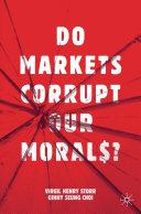 Do Markets Corrupt Our Morals? [Pdf/ePub] eBook