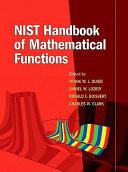NIST Handbook of Mathematical Functions