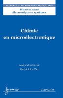 Chimie en microélectronique [Pdf/ePub] eBook