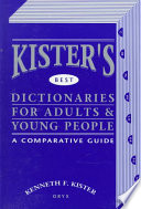 Kister's Best Dictionaries for Adults & Young People