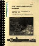 Chugach National Forest  N F    Resurrection Creek Stream and Riparian Restoration Project