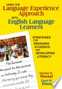 Using The Language Experience Approach With English Language Learners