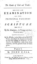 Pdf The Cause of God and Truth ...