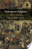Shakespeare S Englishes