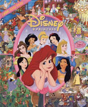 Disney Princess Look and Find