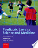 Paediatric Exercise Science and Medicine Book