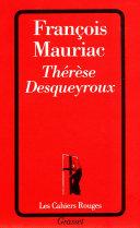 Thérèse Desqueyroux [Pdf/ePub] eBook