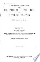 Report Of Cases Argued And Determined In The Supreme Court And The Court Of Appeals Of The State Of Arizona [Pdf/ePub] eBook
