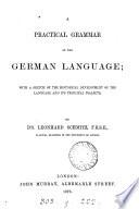 A Practical Grammar of the German Language