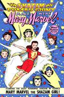 Shazam Family Giant  Make Mine Mary Marvel