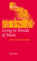 Living in Worlds of Music Book