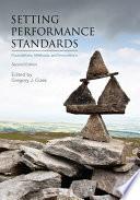 Setting Performance Standards