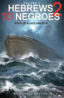 Hebrews to Negroes 2 Volume 3