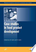 Case Studies in Food Product Development