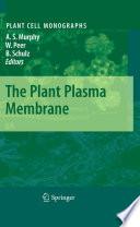 The Plant Plasma Membrane Book