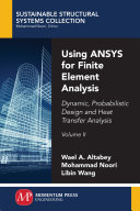 Using Ansys For Finite Element Analysis Volume Ii Book PDF
