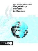 Regulatory Reform In Greece