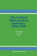 The Gelfand Mathematical Seminars, 1996–1999